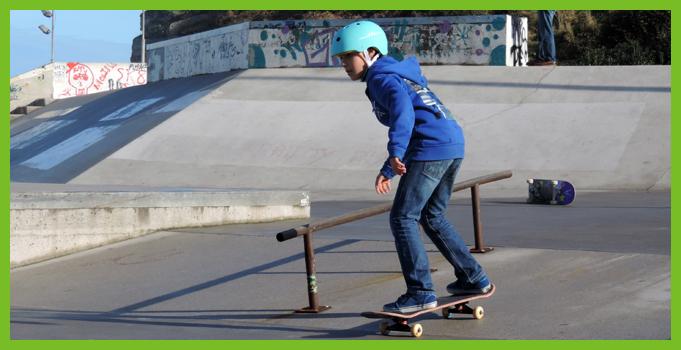 Skate - Tablas Surfing day