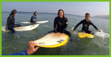 Surf - Tablas surfing day